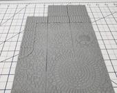 Village Street Tiles - DragonLock - DND - Pathfinder - RPG - Dungeon Dragons - 28 mm 1 quot - Fat Dragon Games