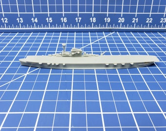 Carrier - Plan-Z Carrier Europa - German Navy - Wargaming - Axis and Allies - Naval Miniature - Victory at Sea - Tabletop Games - Warships