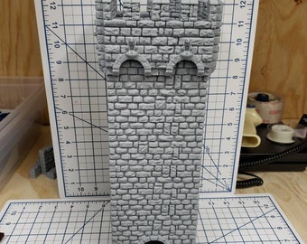 DM Screen of Doom - Dice Tower - DND - Pathfinder - RPG - Dungeon & Dragons - Fat Dragon Games