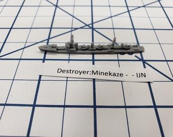 IJN Naval Miniatures