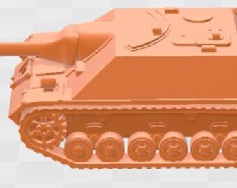 Jagdpz IV L70 - Germany - Tanks - Armored Vehicle - World Of Tanks - War Game - Wargaming -Tabletop Games