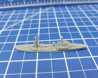 Cruiser - Katori - IJN - Wargaming - Axis and Allies - Naval Miniature - Victory at Sea - Tabletop Games - Warships