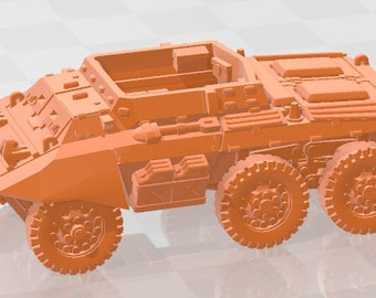 M20 Command Car - USA - Tanks - Armored Vehicle - World Of Tanks - War Game - Wargaming - Axis and Allies - Tabletop Games