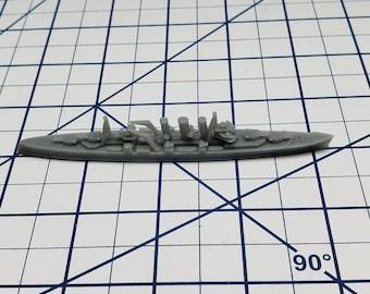 Cruiser - Norfolk - Royal Navy - Wargaming - Axis and Allies - Naval Miniature - Victory at Sea - Tabletop Games - Warships