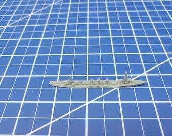 Cruiser - Tenryu - IJN - Wargaming - Axis and Allies - Naval Miniature - Victory at Sea - Tabletop Games - Warships