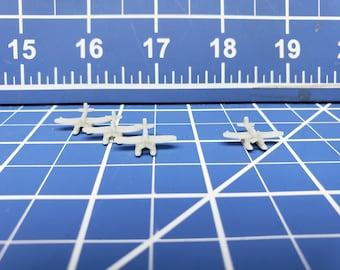 Aircraft - Aichi E13A - Jake - IJN Navy - 1:900 - Wargaming - Axis and Allies - Naval Miniature - Victory at Sea - Tabletop Games - Warships
