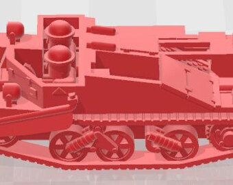 NZ Carrier - New Zealand - Tanks - Armored Vehicle - World Of Tanks - War Game - Wargaming -Tabletop Games