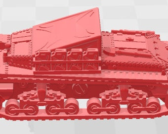 PZ35T - Germany - Tanks - Armored Vehicle - World Of Tanks - War Game - Wargaming -Tabletop Games