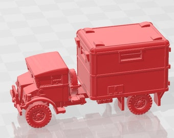 CMP 3t C60L - Canada - Tanks - Armored Vehicle - World Of Tanks - War Game - Wargaming - Axis and Allies - Tabletop Games