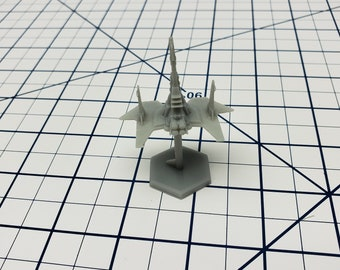 Carrier 2 - Alliance Fleet - The Terra Conflict - Starfinder - A Billion Suns - Starmada - War Fleets - Tabletop - EC3D