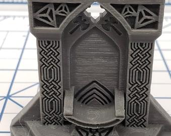 Dwarven Throne - OpenForge - DND - Pathfinder - RPG - Dungeon & Dragons
