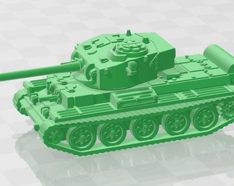 Cromwell & Centaur - UK - Tanks - Armored Vehicle - World Of Tanks - War Game - Wargaming - Axis and Allies - Tabletop Games