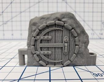 "DungeonSticks - Various Style Entrances - DND - Pathfinder - Dungeons & Dragons - Terrain - RPG - Tabletop - 28 mm / 1"""