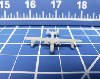 Aircraft - PBM - US Navy - 1:900 - Wargaming - Axis and Allies - Naval Miniature - Victory at Sea - Tabletop Games - Warships
