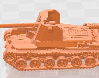 Ho-ni - Japan - Tanks - Armored Vehicle - World Of Tanks - War Game - Wargaming - Axis and Allies - Tabletop Games