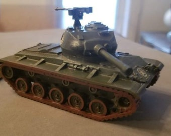 M24 Chaffee Light Tank - Great for Table Top War Games And Dioramas - Resin 28mm Miniatures - Bolt Action -