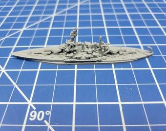 Battleship - USS Maryland - c.1945 - Colorado Class - US Navy - Wargaming - Axis and Allies - Naval Miniature - Victory at Sea - Warships