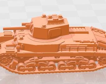 Turan - Hungary - Tanks - Armored Vehicle - World Of Tanks - War Game - Wargaming -Tabletop Games
