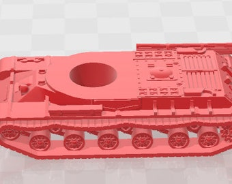 IS-1&2 Set 2 - USSR - Tanks - Armored Vehicle - World Of Tanks - War Game - Wargaming - Axis and Allies - Tabletop Games