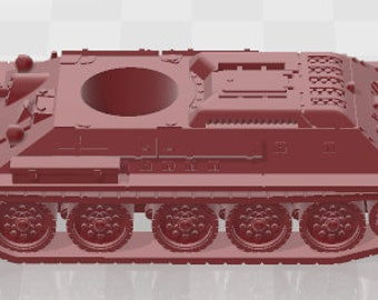T34-76 Set 1 - USSR - Tanks - Armored Vehicle - World Of Tanks - War Game - Wargaming - Axis and Allies - Tabletop Games