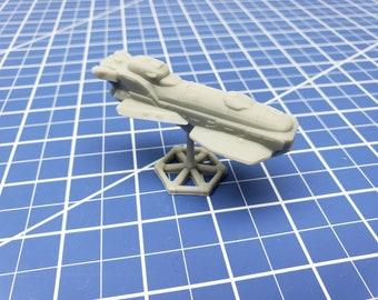 Cruiser 2 - Civilian Fleet - The Terra Conflict - Starfinder - A Billion Suns - Starmada - War Fleets - Tabletop - EC3D