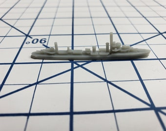 Destroyer - V Class - Royal Navy - Wargaming - Axis and Allies - Naval Miniature - Victory at Sea - Tabletop Games - Warships
