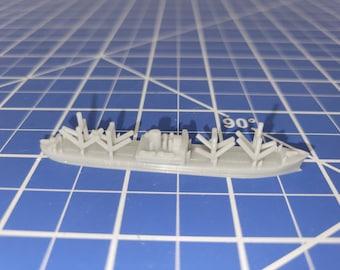 Auxiliary - Myoko Maru - Wargaming - Axis and Allies - Naval Miniature - Victory at Sea - Tabletop Games - Warships