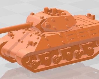 M10gmc - US - Tanks - Armored Vehicle - World Of Tanks - War Game - Wargaming - Axis and Allies - Tabletop Games