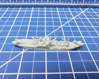 Auxiliary - Type C3 Cargo Ship  - US Navy - Wargaming - Axis and Allies - Naval Miniature - Victory at Sea - Tabletop Games - Warships