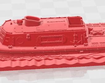 Landwasserschlepper - Germany - Tanks - Armored Vehicle - World Of Tanks - War Game - Wargaming -Tabletop Games