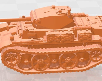 Luchs - Germany - Tanks - Armored Vehicle - World Of Tanks - War Game - Wargaming -Tabletop Games