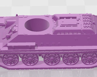 T34-76 Set 3 - USSR - Tanks - Armored Vehicle - World Of Tanks - War Game - Wargaming - Axis and Allies - Tabletop Games