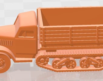 Opel Blitz Maultier - Germany - Tanks - Armored Vehicle - World Of Tanks - War Game - Wargaming -Tabletop Games