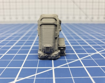 Cryo Pod - Ignis Quadrant - Starfinder - Cyberpunk - Science Fiction - Syfy - RPG - Tabletop - Scatter - Terrain