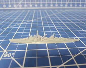 Cruiser - M-Class - What-if - German Navy - Wargaming - Axis and Allies - Naval Miniature - Victory at Sea - Tabletop Games - Warships