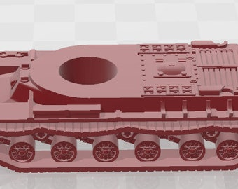 IS-1&2 Set 1 - USSR - Tanks - Armored Vehicle - World Of Tanks - War Game - Wargaming - Axis and Allies - Tabletop Games