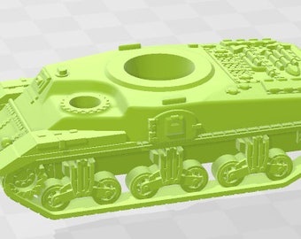 Ram Base - Canada - Tanks - Armored Vehicle - World Of Tanks - War Game - Wargaming - Axis and Allies - Tabletop Games