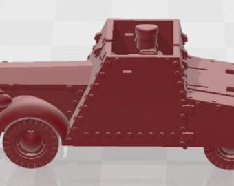 Beaverette, Bob Semple, Bren Carrier - New Zealand - Tanks - Armored Vehicle - World Of Tanks - War Game - Wargaming -Tabletop Games
