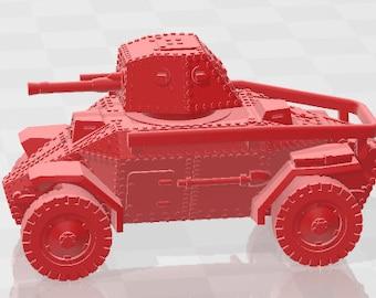 Csaba Rivets - Hungary - Tanks - Armored Vehicle - World Of Tanks - War Game - Wargaming -Tabletop Games