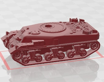 Sexton & Badger - Canada - Tanks - Armored Vehicle - World Of Tanks - War Game - Wargaming - Axis and Allies - Tabletop Games