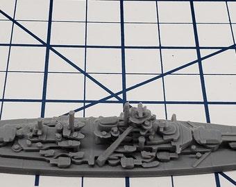 Battleship - Bismarck - German Navy - Wargaming - Axis and Allies - Naval Miniature - Victory at Sea - US Navy - Tabletop - Warships
