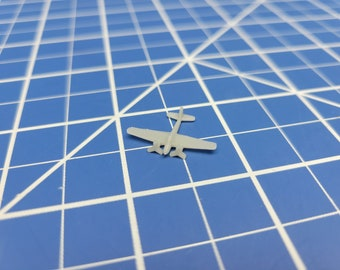 Aircraft - P1Y - IJN Navy - 1:900 - Wargaming - Axis and Allies - Naval Miniature - Victory at Sea - Tabletop Games - Warships