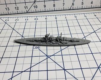 Battleship - H-39 - German Navy - Wargaming - Axis and Allies - Naval Miniature - Victory at Sea - US Navy - Tabletop - Warships