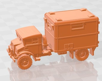 CMP 3t F60L - Canada - Tanks - Armored Vehicle - World Of Tanks - War Game - Wargaming - Axis and Allies - Tabletop Games