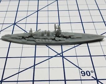Battleship - Andrea Doria - Italian Navy - Wargaming - Axis and Allies - Naval Miniature - Victory at Sea - Tabletop Games - Warships