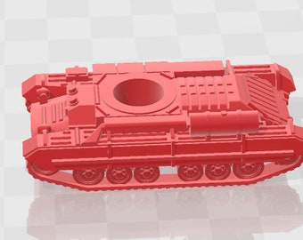 Valentine Set 2 - UK - Tanks - Armored Vehicle - World Of Tanks - War Game - Wargaming - Axis and Allies - Tabletop Games