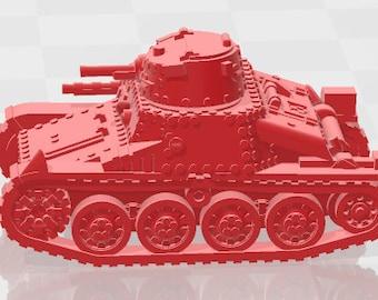 Praga - Iran - Tanks - Armored Vehicle - World Of Tanks - War Game - Wargaming - Axis and Allies - Tabletop Games