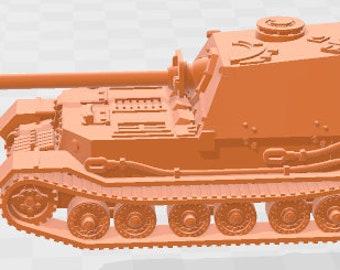 Elefant/Ferdinand - Germany - Tanks - Armored Vehicle - World Of Tanks - War Game - Wargaming -Tabletop Games