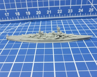 Lexington - Battlecruiser - What If - US Navy - Wargaming - Axis and Allies - Naval Miniature - Victory at Sea - Tabletop Games - Warships