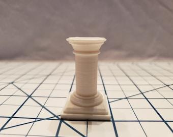 Stone Pillar - OpenForge - DND - Tabletop - RPG - Pathfinder - Terrain - Dungeon & Dragons